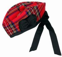Scottish Balmoral Glengarry Military Hat