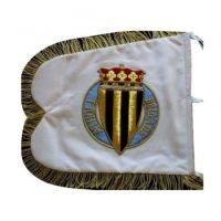 Bagpipe Banner Regimental