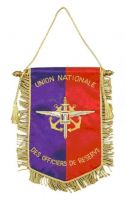 Military Embrioded Flag