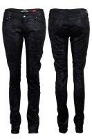 Ladies Printed Jeans