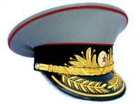 Military Cap Visors