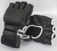 MMA Grappling Gloves Cage