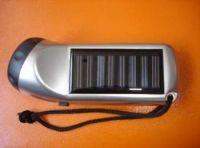 Solar Electric Torch