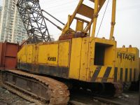 Used hitachi kh180, used crawler crane, used hitachi crawler crane
