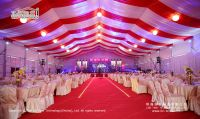 Inquiry For 25m Aluminum Outdoor Event Tent For  Company Annual Meeting From LIRI Tent