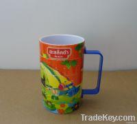 Plastic Puzzle Mug