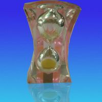 Acrylic timer