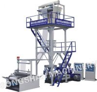 Two layer Coextrusion Film Blowing Machine