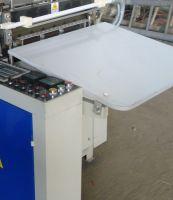 Single Line Hot Cutting T-shirt Bag Making Machine