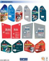 Lubricant Labels
