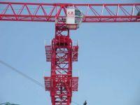 Topless Tower Crane QTZ125(6015)