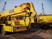 Japanese original used crane KATO 25TON for sale -0086-15000583717