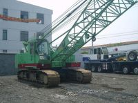 Supply useed 50T CRAWLER CRANE