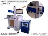 New Compact Diode Laser Marking machine
