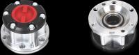 Auto Parts Free Wheel Hub for Toyota (43508-35050)