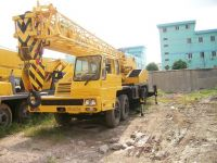 Used KATO 50t Mobile Crane