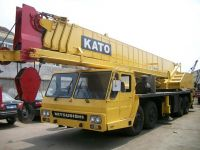 Kato 50T Used Truck Crane