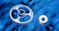 Gears, Spur Gears, Helical Gears