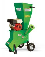 Powered Wood Chipper (6.5HP Gasoline Engine)