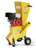 Powered Wood Shredder (13HP Engine)