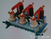 High Voltage Load Switch