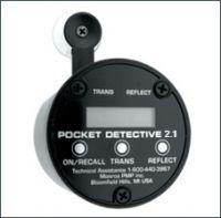 Tint & Reflectivity Meter For Motor Vehicle Window