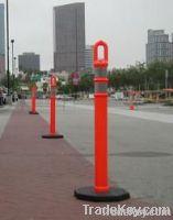 Ringtop Portable Traffic Delineator Post, 45