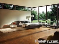 Oak-hardwood flooring