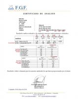 Polymetallic concentrate (Gold, Silver, Zinc, Lead)