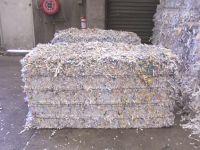 SOP (sorted office paper) shredded