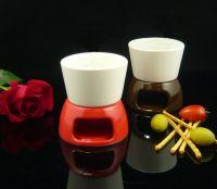 Ceramic Fondue Set