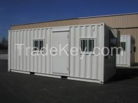 Container for Project Office