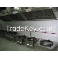 Kitchen Ventilation System in Bangladesh