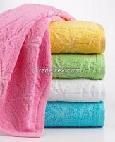 Fancy Bath Towel