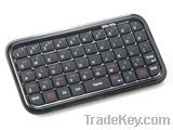 Mini Bluetooth 2.4GHz Wireless Keyboard for iPhone, Smart Mobile Phone