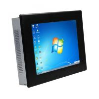 10.4 Inch Industrial panel PC with touch screen supports windows 7