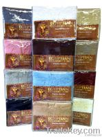 Egyptian Comfort Embroidered Bed Sheets