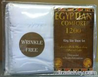 Egyptian Comfort 1200 Solid Bed Sheets