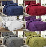 International Hotel Goose Down Alternative Comforter - King Size