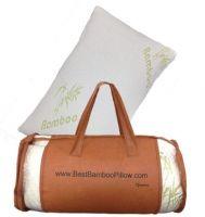 Bamboo Comfort Pillow - Standard Size