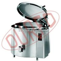 Electronic Round Cased Boiling Pans - Pasteurizer