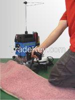 Portable Carpet Overedging Machine