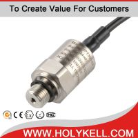 HOLYKELL low cost cheap 300 bar Gas/oil/vacuum digital piezoresistive miniature hydraulic submersible water air Pressure Sensor