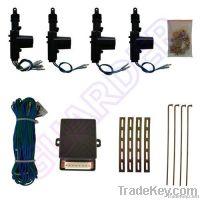 one control three central locking system