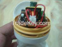 Half spiral energy saving lamp in SKD form