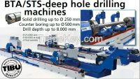 TIBO Deep Hole Drilling Machine