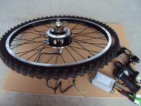 Spoke Hub motor for electric motorcycle or electric bike, 1000W-3000W