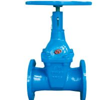 Signal and location show Gate Valve