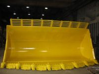 Custom Heavy Equipment Buckets and Attachments