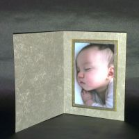 Photo Frame,Photo Presentation Folder,Photo card in 4x6 vertical